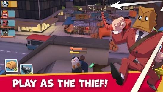 Game pencurian paling seru di android
