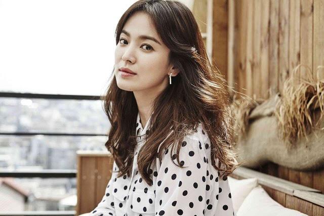 Kehidupan Asmara Song Hye Kyo