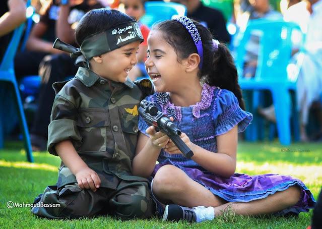 Palestinian kids 61