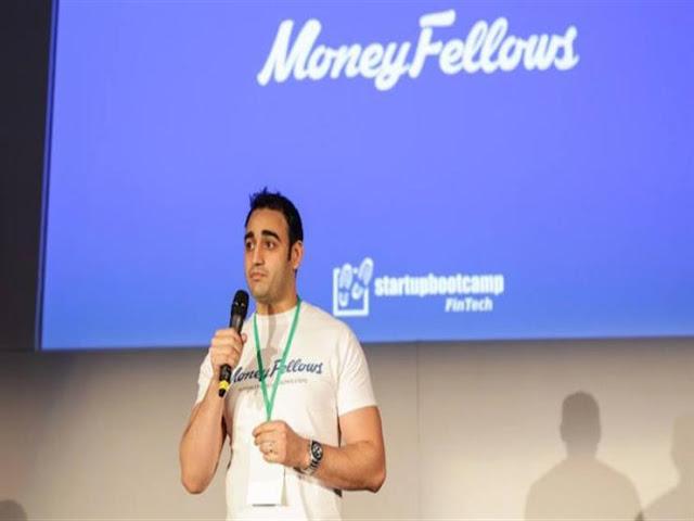 مؤسس تطبيق Money fellows