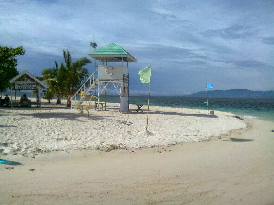 Where to go this summer? Canigao Island