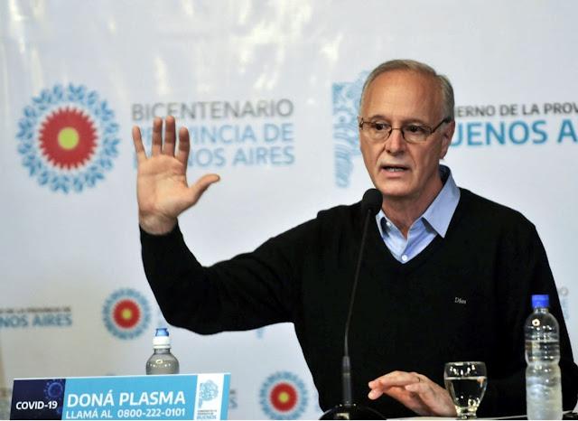 Suman 289.177 los casos de coronavirus en la provincia de Buenos Aires