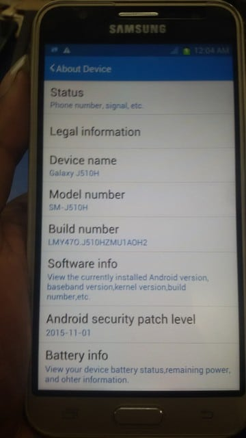 Home  Islam Firmware : Samsung Clone J510H j5(6) MT6572 V4 2 2 Flash