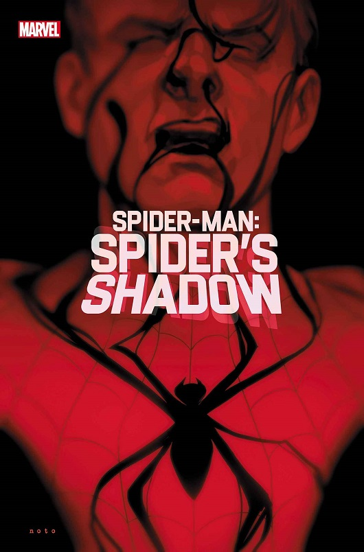 Cover of Spider-Man: Spider's Shadow #1