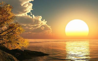 Sun-rising-good-morning