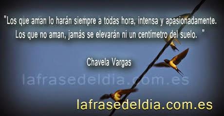 Citas de Chavela Vargas