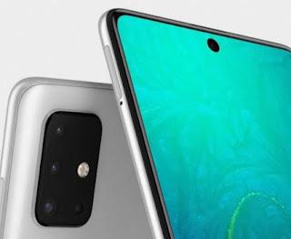 Samsung kini tengah mengabarkan ponsel barunya Samsung Galaxy A71. Ponsel ini akan menerima OS terbaru Androd 10 dengan kamera belakang berbentuk L. Berikut sedikit bocoran spesifikasi dari Samsung Galaxy A71.