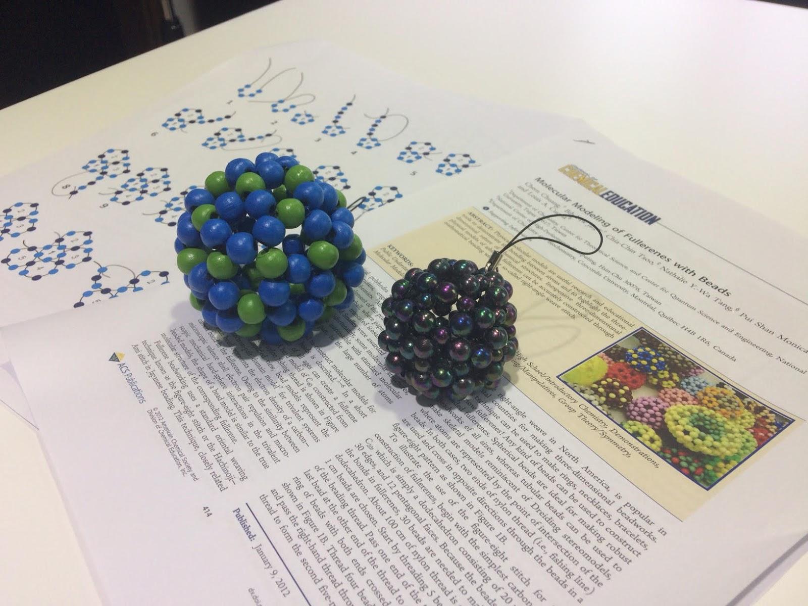 NZ Nano: Molecular beading