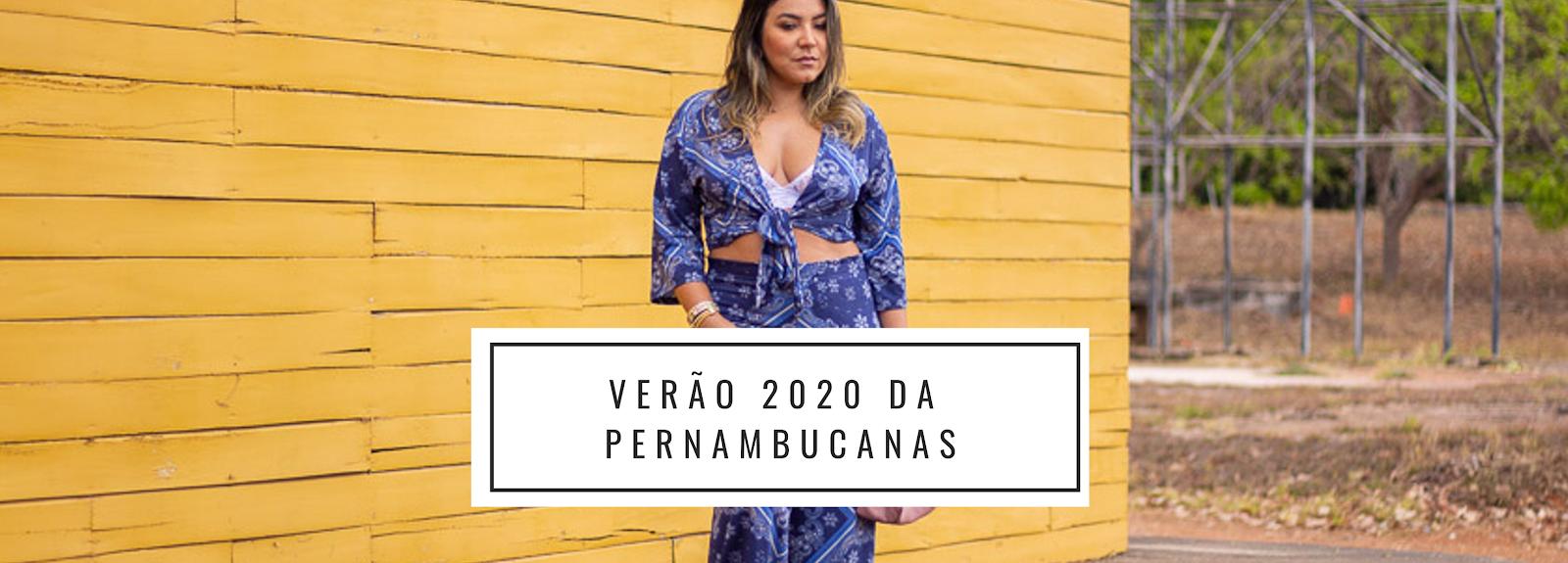 O verão 2020 das Pernambucanas