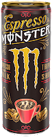 Monster Energy Espresso and Milk