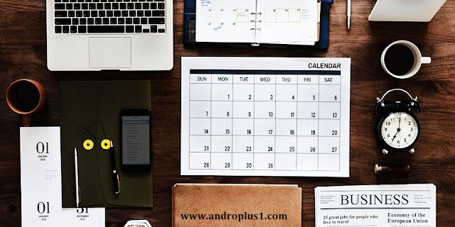 أفضل تطبيقات التخطيط الأسبوعي لنظام التشغيل Android
