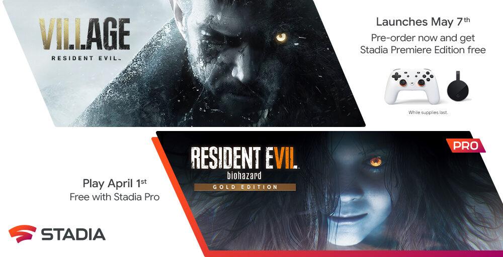 Resident Evil 7: Biohazard Gold Edition Stadia