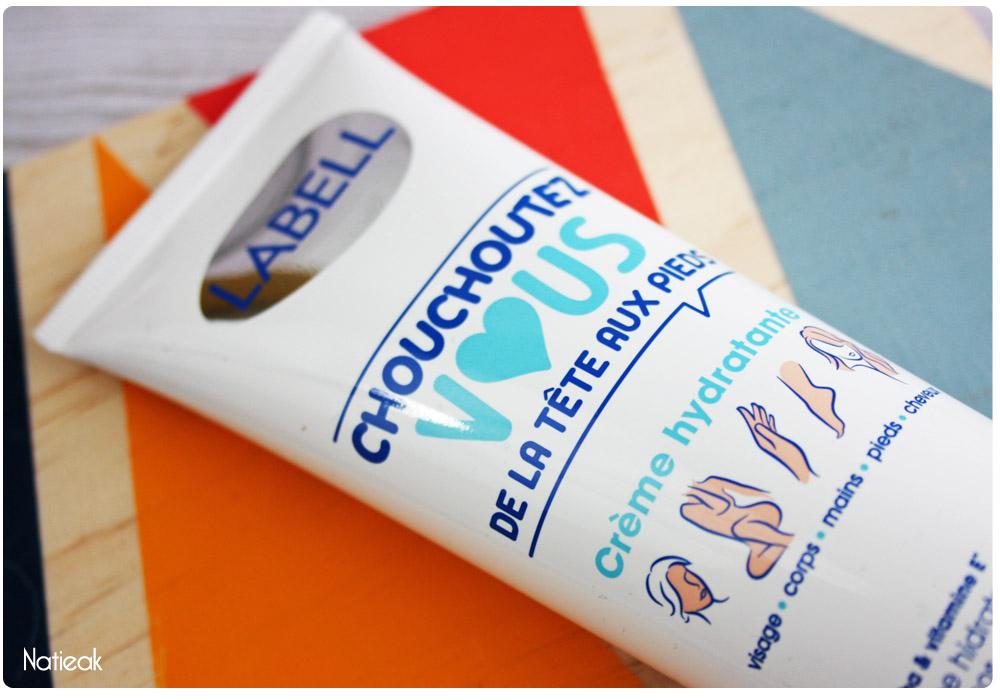Labell crème hydratante