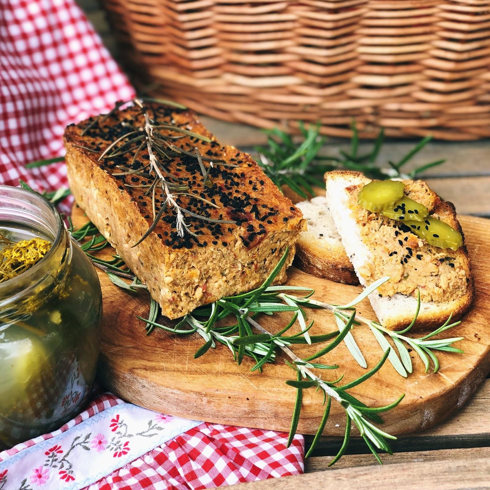 Pieczone smarowidło do chleba #zerowaste