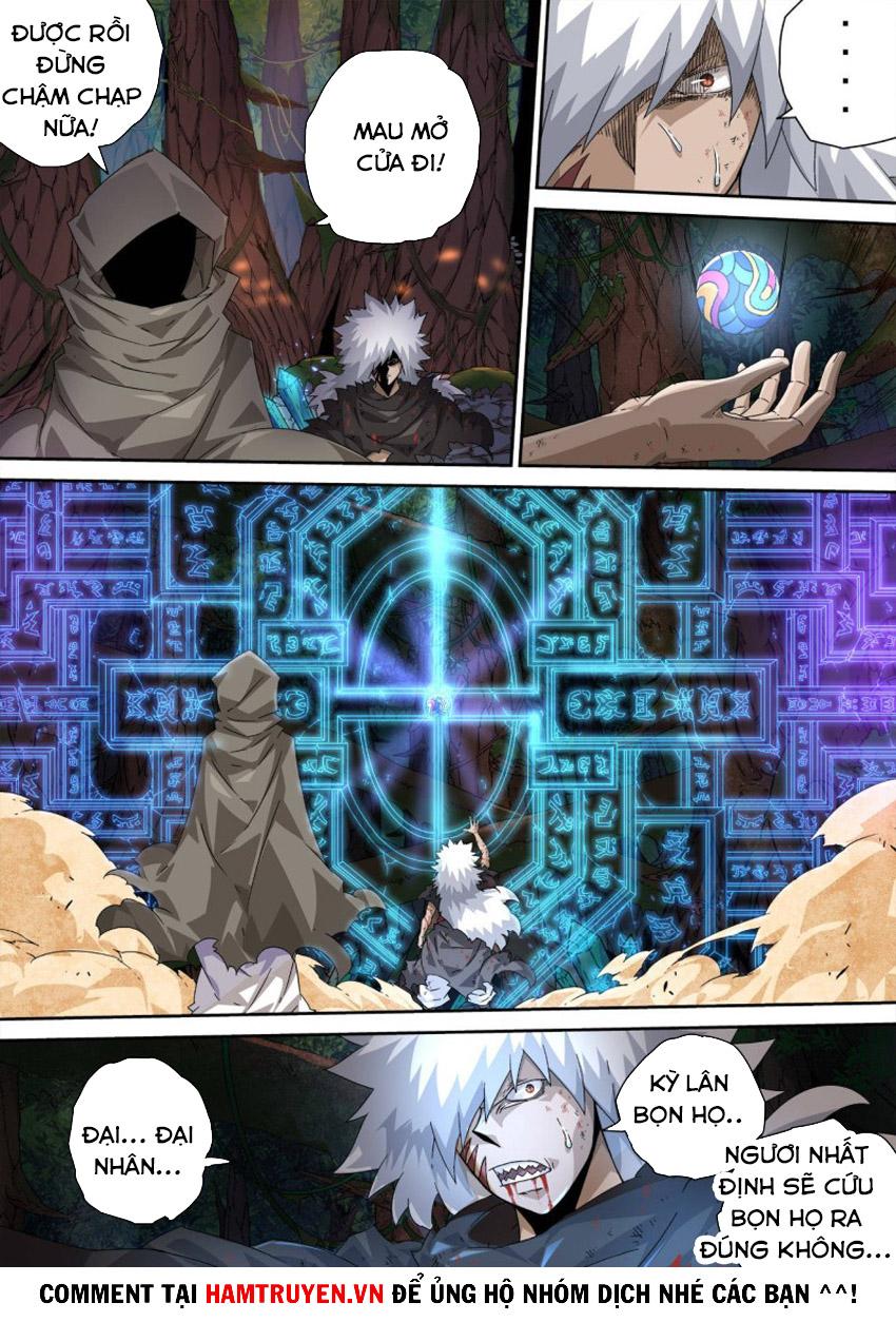 Quyền Bá Thiên Hạ chap 324 - Trang 3