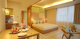 Studio living - FLC Luxury Hotel Sầm Sơn