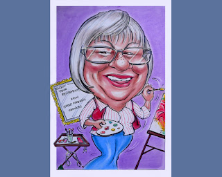 caricature commission Johannesburg South Africa