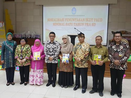 Sosialisasi Ikut PAUD di Kabupaten Bandung