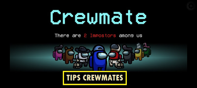 Bermain Crewmates Among Us