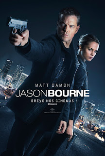 Jason Bourne – Legendado (2016)