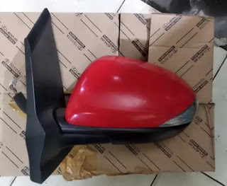 Spion Mazda 2 Skyactiv Sporty Touring