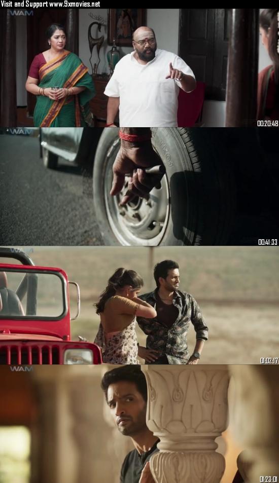 Dagaalty 2021 Hindi Dubbed 720p HDRip 800mb
