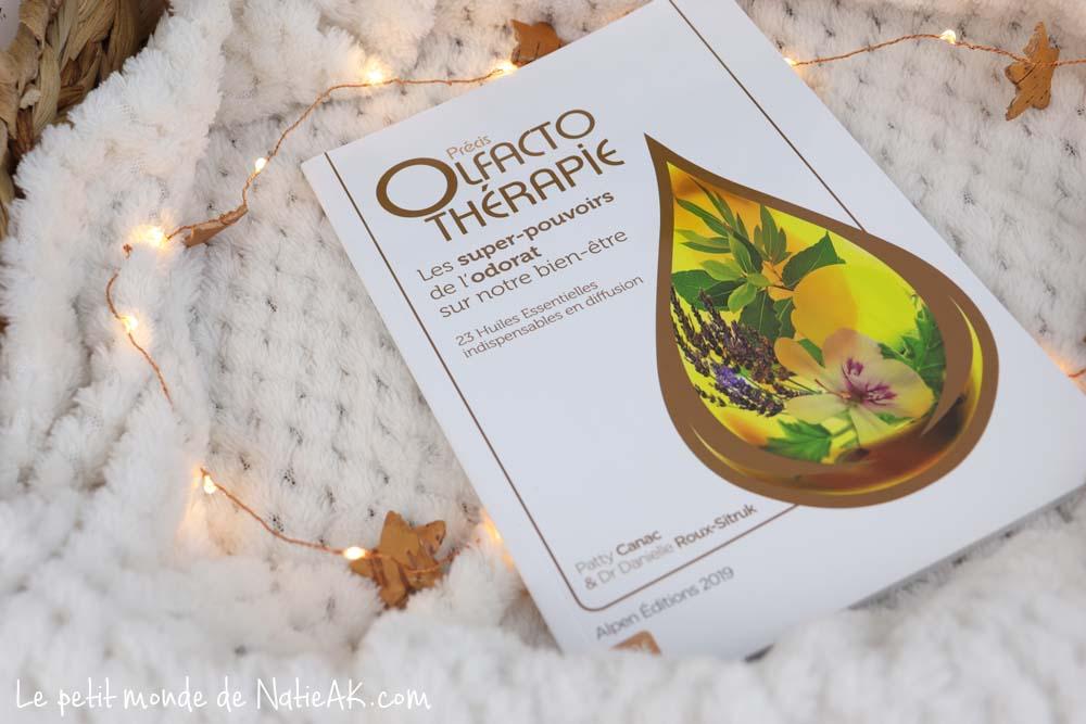 Précis Olfactothérapie, les super-pouvoirs de l'odorat sur notre bien-être