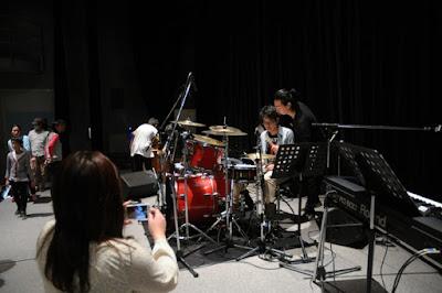 ドラム ワークショップ 1