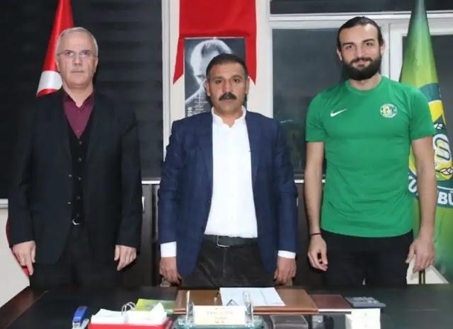 Şanlıurfaspor yeni transferini duyurdu