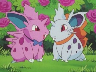 Pokémon by Review: #29 - #34: Nidoran♀, Nidorina ...