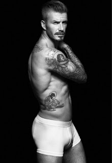 David Beckham, Bodywear Collection for H&M Autumn 2012