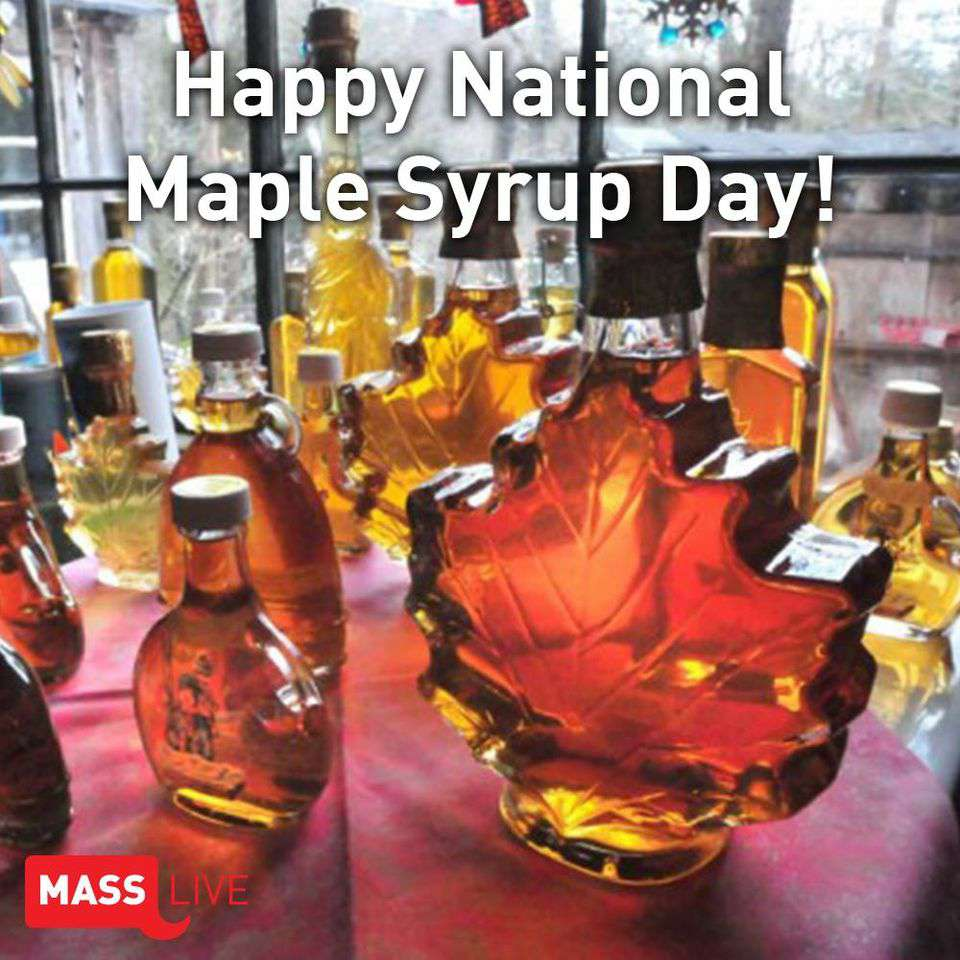 National Maple Syrup Day Wishes For Facebook