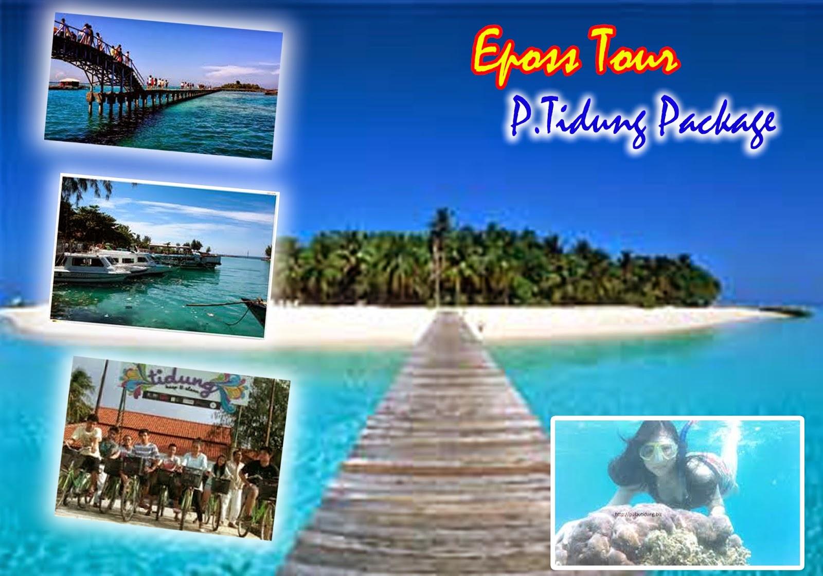 Paket Wisata Pulau Tidung Harga Murah