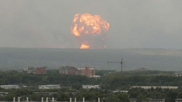 Παγκόσμια ανησυχία μετά το «πυρηνικό» ατύχημα στη Ρωσία - Σιγή ασυρμάτου από τις αρχές