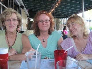 Judy, Me, and Dana