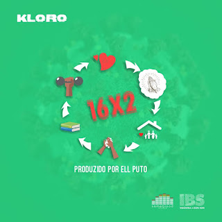 Kloro - 16x2 (Prod. by EllPuto) ( 2020 ) [DOWNLOAD]