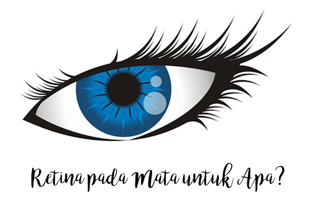 Yuk Cari Tahu Retina pada Mata Berfungsi untuk Apa?