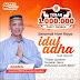 Ketua Fraksi PKS DPRD Nunukan Mengucapkan Selamat Idul Adha 1442 H