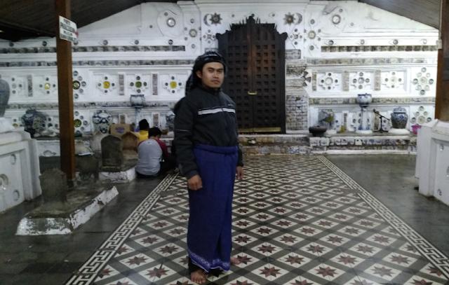 Makam sunan Gunung Jati Cirebon