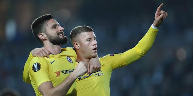 Hasil Pertandingan Malmo vs Chelsea: Skor 1-2