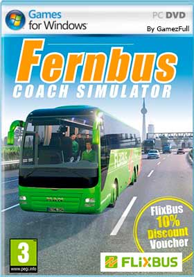 Fernbus Simulator PC [Full] [Español] [MEGA]