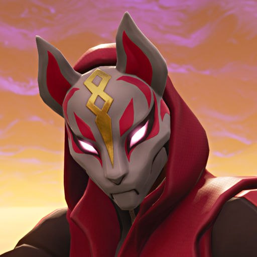 Fortnite Battle Royale - Drift Red - Avatar en HD