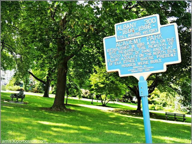 Academy Park, Albany