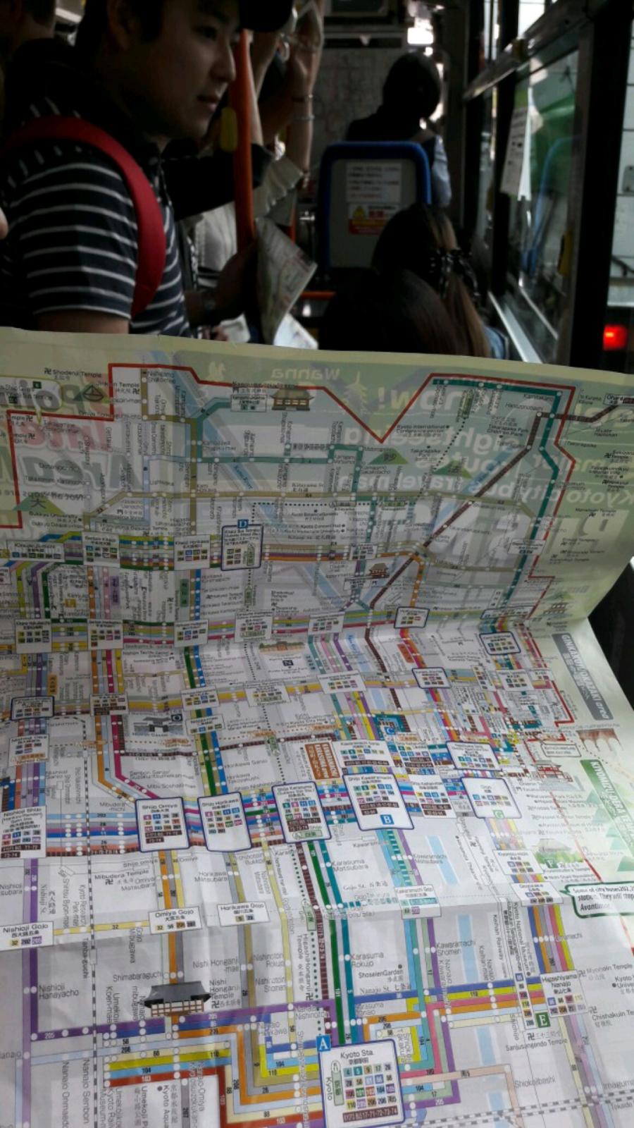 Catatan Perjalanan Transportasi Selama Di Jepang Tanpa Jr Pass Takayama Hokuriku 5 Days Jrpass Dewasa Route Bus Map Yg Gak Kalah Bikin Pusing
