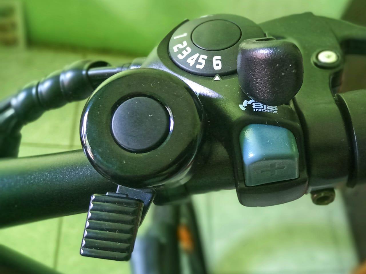 Pemindah Gigi Sepeda Xiaomi HIMO C20