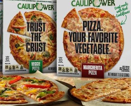 CAULIPOWER Pizza at CVS