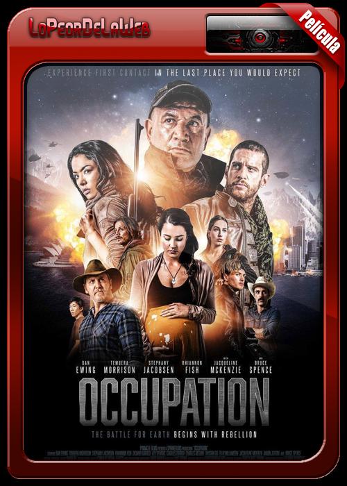 Occupation (2018) | Ocupación [Invasión Extraterrestre] 720p