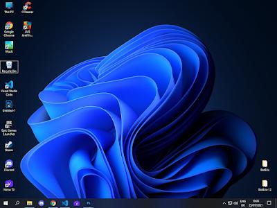 Darkmode Themepack Windows 11