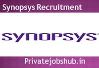 Synopsys Recruitment