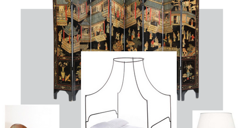 Chinoiserie Chic The Man S Canopy Bed